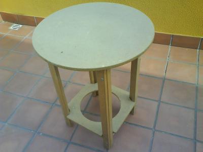 Table before, Mesa encontrada en la basura